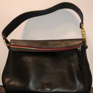 Dooney & Bourke Black Leather Handbag